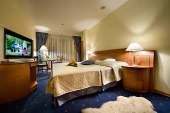 Hotel Ramada Prague City Centre**** - executive suite - bedroom