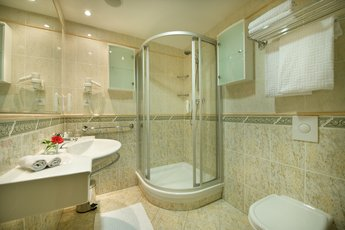 Hotel Ramada Prague City Centre**** - double room - bathroom