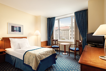 Hotel Ramada Prague City Centre**** - barrier-free room