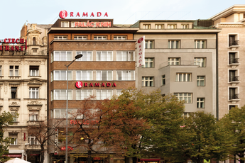 Hotel Ramada Prague City Centre**** - the hotel building