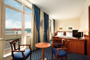 Hotel Ramada Prague City Centre**** - business room