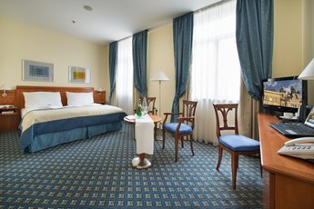 Hotel Ramada Prague City Centre**** - double room