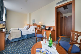 Hotel Ramada Prague City Centre**** - double room - twin