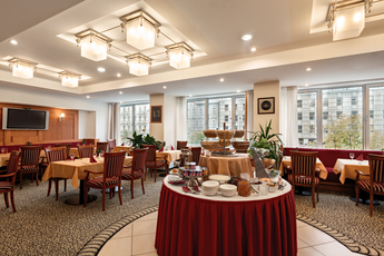 Hotel Ramada Prague City Centre**** - hotel restaurant - breakfast room