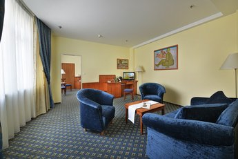 Hotel Ramada Prague City Centre**** - suite