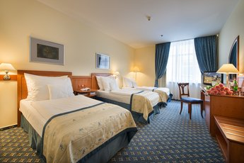 Hotel Ramada Prague City Centre**** - three-beded room