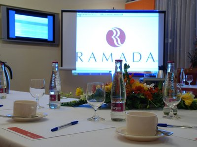 Hotel Ramada Prague City Centre**** - meeting Room Symphony