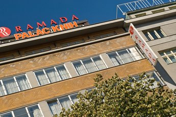 Hotel Ramada Prague City Centre**** - здание отеля