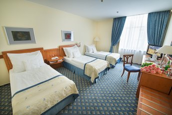 Hotel Ramada Prague City Centre**** - трехместный номер
