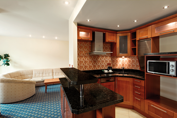 Hotel Ramada Prague City Centre**** - Executive Suite - Kochnische