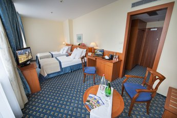Hotel Ramada Prague City Centre**** - Doppelzimmer - Twin