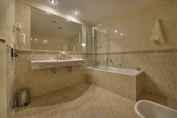 Hotel Ramada Prague City Centre**** - Appartement - Badezimmer